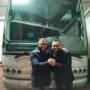 Ultimo acquisto biancoverde: arriva il nuovo autobus